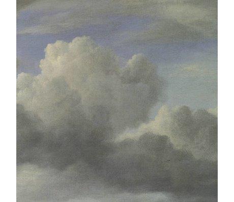 KEK Amsterdam Tapete Golden Age Clouds III mehrfarbiges Vlies 292.2x280cm