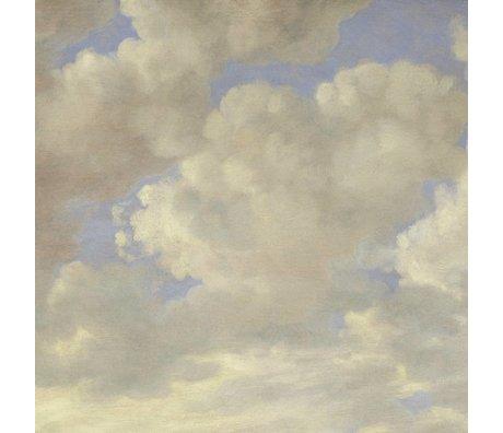 KEK Amsterdam Papier peint Papier intissé multicolore Golden Age Clouds II 292.2x280cm