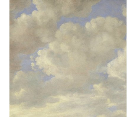 KEK Amsterdam Wallpaper Golden Age Clouds II multicolor paper web 292,2x280cm