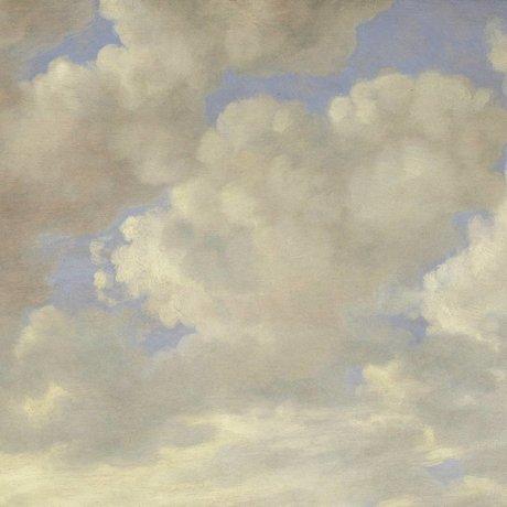 KEK Amsterdam Tapete Golden Age Clouds II mehrfarbiges Vlies 292.2x280cm