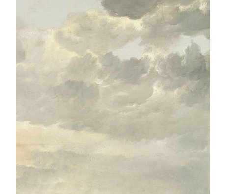 KEK Amsterdam Behang Golden Age Clouds I multicolor vliespapier 292,2x280cm