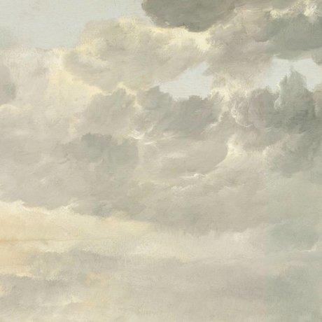 KEK Amsterdam Fond d'écran Golden Age Clouds I papier multicolore web 292,2x280cm