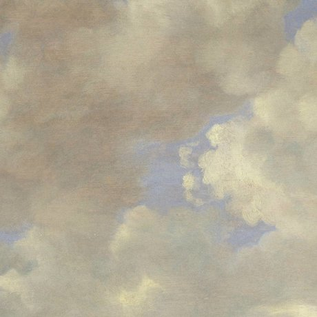 KEK Amsterdam Tapete Golden Age Clouds II mehrfarbiges Vliespapier 194,8x280cm