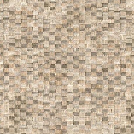 NLXL-Arthur Slenk Behang 'Remixed 5' papier 900x48.7cm creme/zwart