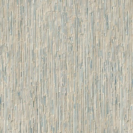 "NLXL-Arthur Slenk Wallpaper 'Remixed 7 ""paper 900x48.7cm cream / blue"
