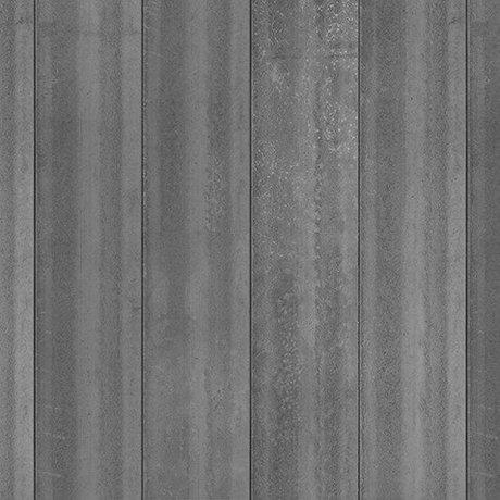NLXL-Piet Boon Behang betonlook concrete4, donkergrijs, 9 meter