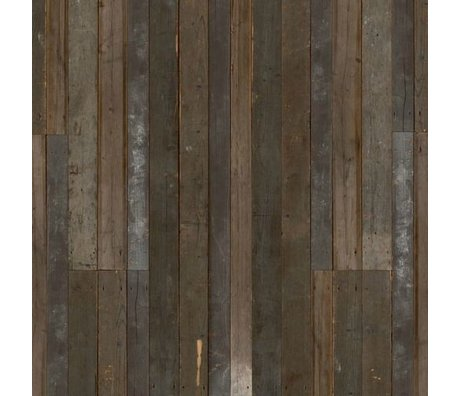 NLXL-Piet Hein Eek Demolition Wood Wallpaper 04