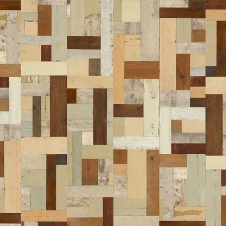 NLXL-Piet Hein Eek Demolition Holz Wallpaper 06