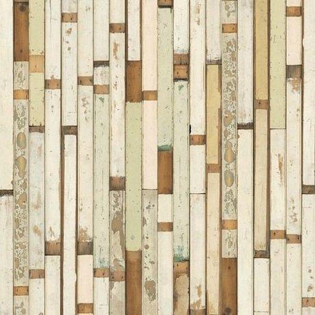 NLXL-Piet Hein Eek Démolition Bois Wallpaper 01