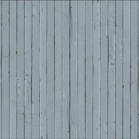 NLXL-Piet Hein Eek Behang 'Sloophout 12' papier grijs/blauw 900 x 48,7 cm