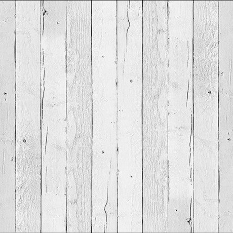 "NLXL-Piet Hein Eek Wallpaper ""Sloop bois 11"" papier blanc 900 x 48,7 cm"