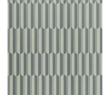 Ferm Living Wallpaper Arch gray off-white 10x0,53m