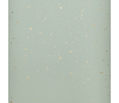Ferm Living Papier peint confettis vert menthe 10x0,53m