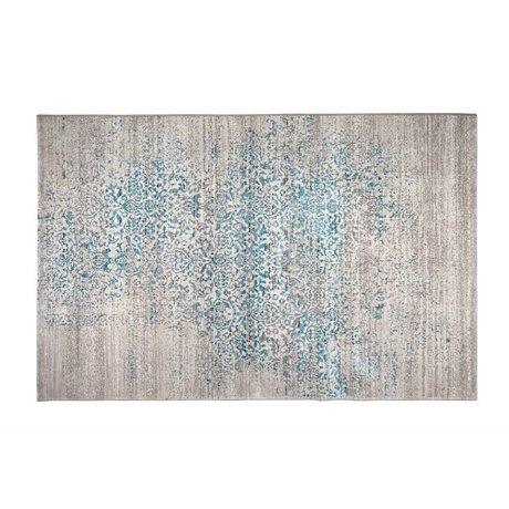 Zuiver Vloerkleed Magic Ocean grijs blauw 160x230