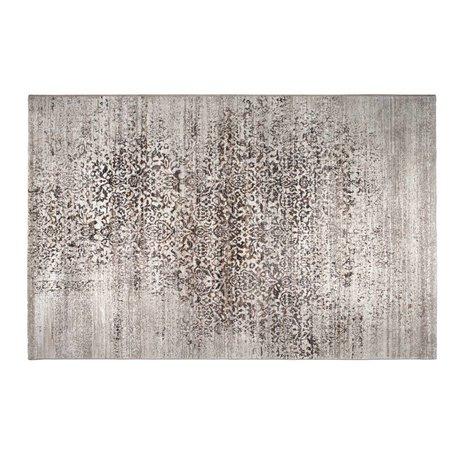 Zuiver Vloerkleed Magic Autumn grijs bruin 160x230cm