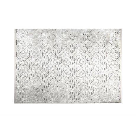 Zuiver Yenga tapis gris 160x230cm