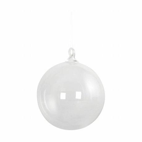 Housedoctor Suspension verre lâche bricolage globe 12cm