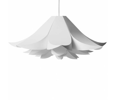 Normann Copenhagen Hanglamp Norm 06 wit lampenfolie M Ø62x30cm