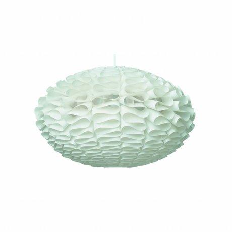 Normann Copenhagen Lampe suspendue Norm 03 Lampe feuille blanche S Ø53x32cm