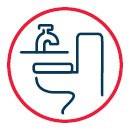 Produits pour nettoyage des sanitaires