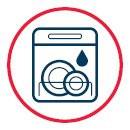 Détergents pour lave-vaisselle