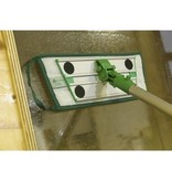 Velcro mop Greenspeed glasmop - 30 cm