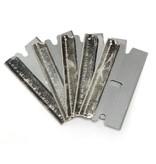 Vervangmes voor schraper - 4 cm - set 5 stuks