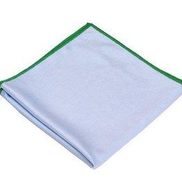 Glasdoek Greenspeed - 40 x 40 cm - BLAUW