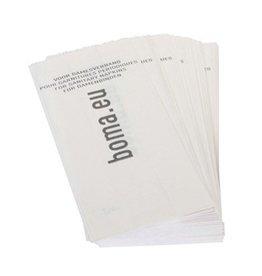 Sachets périodiques papier - 100 pièces