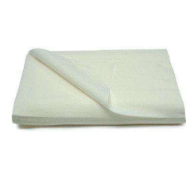 Wegwerpdweil - 70 x 50 cm - 80 g/m² - WIT - pak 50 stuks(Voorheen: Wegwerpdweil Cellulose - 70 x 50 cm - 80 g/m² - WIT - pak 50 stuks)