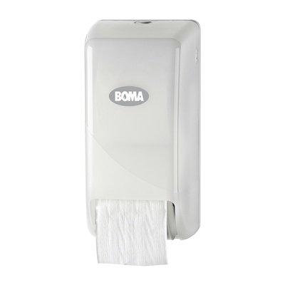 Absynth toiletroldispenser doppenrol - WIT