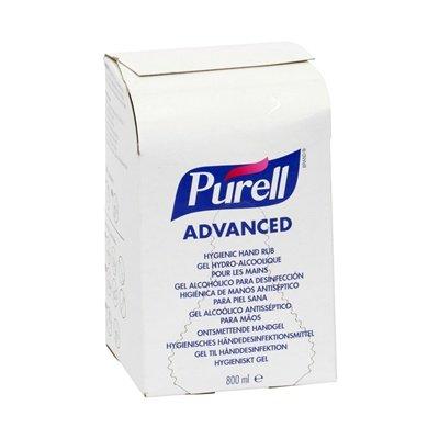 Absynth desinfecterende handgel - 800 ml (voor bag-in-box dispenser)