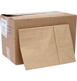 Papieren afvalzak voor damesverbandcontainer Admire Steel - 250 stuks
