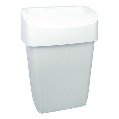 Admire poubelle - 43 l - BLANC