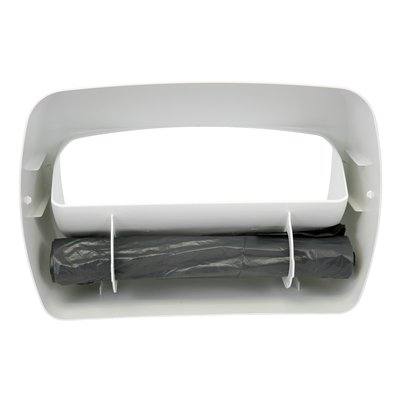 Admire afval-papierbak - 43 l - WIT