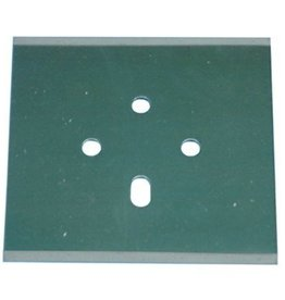 Vervangmes voor Warner vloerschraper 10 cm