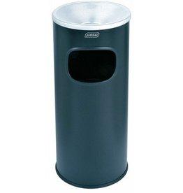 Bomabin Outdoor Olly - poubelle-cendrier - 30 L - NOIR