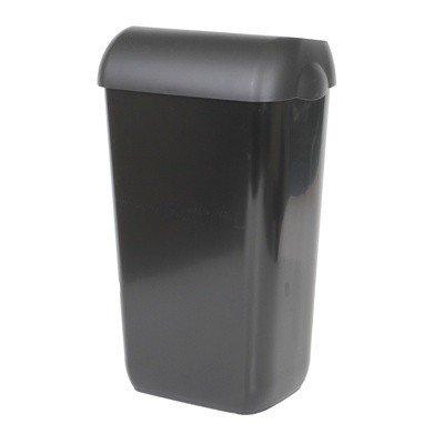 Lago poubelle déchets-papier - 23 l - NOIR