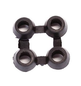 Verbindingsstuk rubber ringmat
