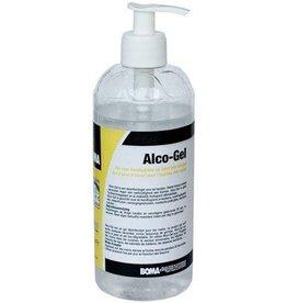 Alco-Gel - fles met pomp 500 ml