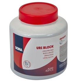Uri Block 30 g - 34 pièces