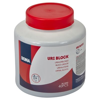 Uri Block 25 g - 40 pièces