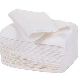 Bomawipe Cellulose - 33 x 31 cm - 80 g/m² - WIT - pak 56 stuks