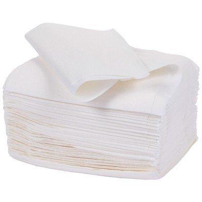 Omniwipe Paperplus - 33 x 31 cm - 80 g/m² - WIT - pak 56 stuks(Voorheen: Bomawipe Cellulose - 33 x 31 cm - 80 g/m² - WIT - pak 56 stuks)