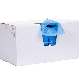 Bomawipe Extra - 30 x 60 cm - 50 g/m² - BLAUW - ca. 500 stuks