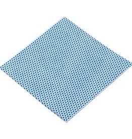 Omniwipe Scrub - 35 x 38 cm - BLAUW(Voorheen: Noppendoekje - 35 x 38 cm - BLAUW)