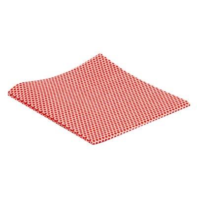 Omniwipe Scrub - 35 x 38 cm - ROOD(Voorheen: Noppendoekje - 35 x 38 cm - ROOD)