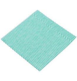 Noppendoekje - 35 x 38 cm - GROEN