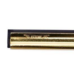 Barrette en cuivre pour raclette vitres Ettore - 35 cm