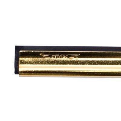 Barrette en cuivre pour raclette vitres Ettore - 45 cm